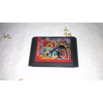 Sonic Spinball Original Sega Mega Drive