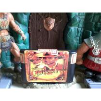 Cartucho Mega Drive - Young Indiana Jones