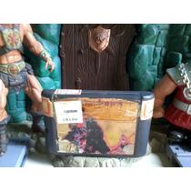 Cartucho Mega Drive - Indiana Jones