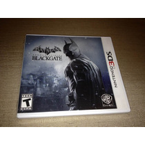 Batman Arkham Origins Blackgate - Lacrado