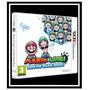 Mario & Luigi Dream Team Bros - Mario And Luigi Nintendo 3ds