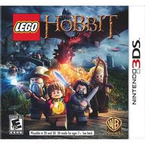 Jogo Novo Lacrado Lego Hobbit Para Nintendo 3ds