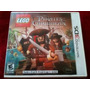 Lego Pirates Of The Caribbean Nintendo 3ds