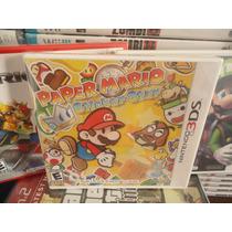 Paper Mario Sticker Star - Original - Lacrado - Envio Hoje!
