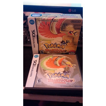 Pokemon Heart Gold Completo Com Pokewalker Ds - Região Usa