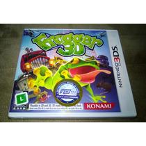 Frogger 3d (p/ Nintendo 3ds) (lacrado)