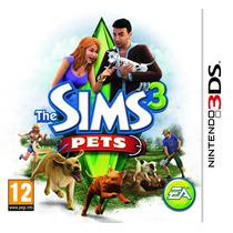 Jogo Novo Lacrado The Sims 3: Pets Para Nintendo 3ds