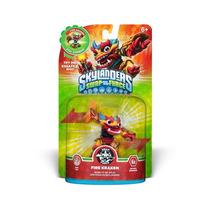 Boneco Skylanders Swap Force Fire Kraken Nintendo 3ds