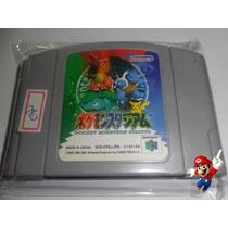 Pokemon Stadium 64 Japones Original