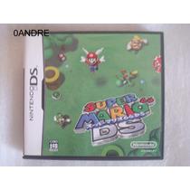 Super Mario 64- Nintendo Ds Jogo Japones Video-game Portatil