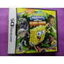 Bob Esponja Nicktoon Globs Of Doom Original Nintendo Ds Nds