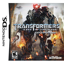 Transformers: Dark Of The Moon: Decepticons - Ds