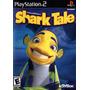 Dvd Original Shark Tale O Espanta Tubarões Para Ps2 Lacrado