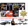 Police Tv Series Games Collection - Playstation 2 - Frete Gt