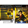 Ps2 Harry Potter And The Chamber Of Secrets ( Original )