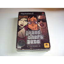 Gta Grand Theft Auto Trilogy Original Completo Playstation 2