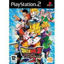 Dragon Ball Z Budokai Tenkaichi 3 Em 1 Ps2 Frete Grátis.