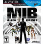 Mib Alien Crisis Men In Black Ps3 Jogo Novo Original Lacrado