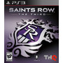Saints Row The Third - Jogo Playstation 3 - Mundo Aberto