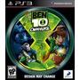 Jogo Lacrado Ben 10 Omniverse Para Playstation 3 Ps3
