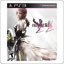 Final Fantasy Xiii 2 - Ps3 - Playstation 3 - Novo Lacrado