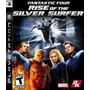 Fantastic Four Rise Of The Silver Surf Ps3 Seminovo