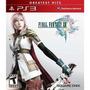 Final Fantasy Xiii. Ff 13. Para Ps3 Frete Gratis