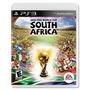 Jogo Semi Novo 2010 Futebol Fifa World Cup South Africa Ps3