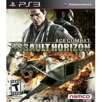 Ace Combat Assault Horizon Ps3