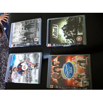 Beatles / Fallout 3 / Fifa 3 / American Idol Encore 2 - Ps3