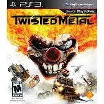 Twisted Metal Ps3 Codigo Psn! Envio Imediato