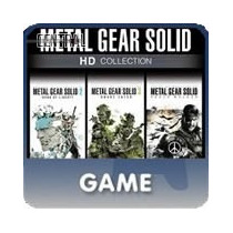 Metal Gear Solid Hd Collection Ps3 Playstation 3