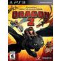 Como Treinar Seu Dragão 2 - Jogo Playstation 3 - Novo