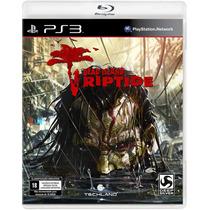 Dead Island: Riptide - Original Lacrado + Nf - S. G.
