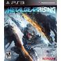 Metal Gear Rising Em Português - Ps3 - Lacrado - Leilão Impe