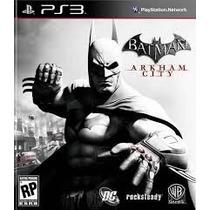 Batman Arkham City Em Português - Midia Digital Receba Hoje
