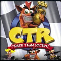 Crash Team Racing Ps3 Psn Enviamos Hoje Passo A Passo