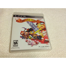 Fairytale Fights (sony Playstation 3, 2009) Lacrado