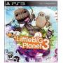 Little Big Planet 3 - Ps3 - Código Psn - Gamesgo