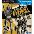 The House Of The Dead Overkill Extended Ps3 Original Lacrado
