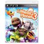 Little Big Planet 3 - Jogo Playstation 3 Mídia Física - Ptbr