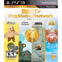 Best Of Playstation Network Psn Ps3 Original Lacrado 4 Games