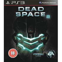 Dead Space 2 - Ps3 - Novo, Original E Lacrado!
