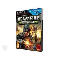 Heavy Fire: Shattered Spear - Ps3 Original Lacrado