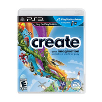 Create - Playstation Move - Pronta Entrega - Temos E-sedex