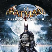 Batman Arkham Asylum ## Ps3 ## Garantia De Reinstalação