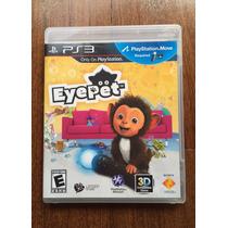 Eye Pet - Ps3 - En