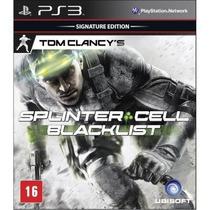 Splinter Cell Blacklist Ps3 Em Português