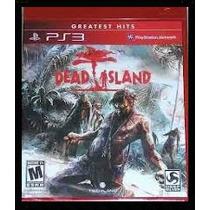 Dead Island Ps3 Original Lacrado Pronta Entrega