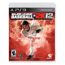 Playstation 3 - Major League Baseball 2k12